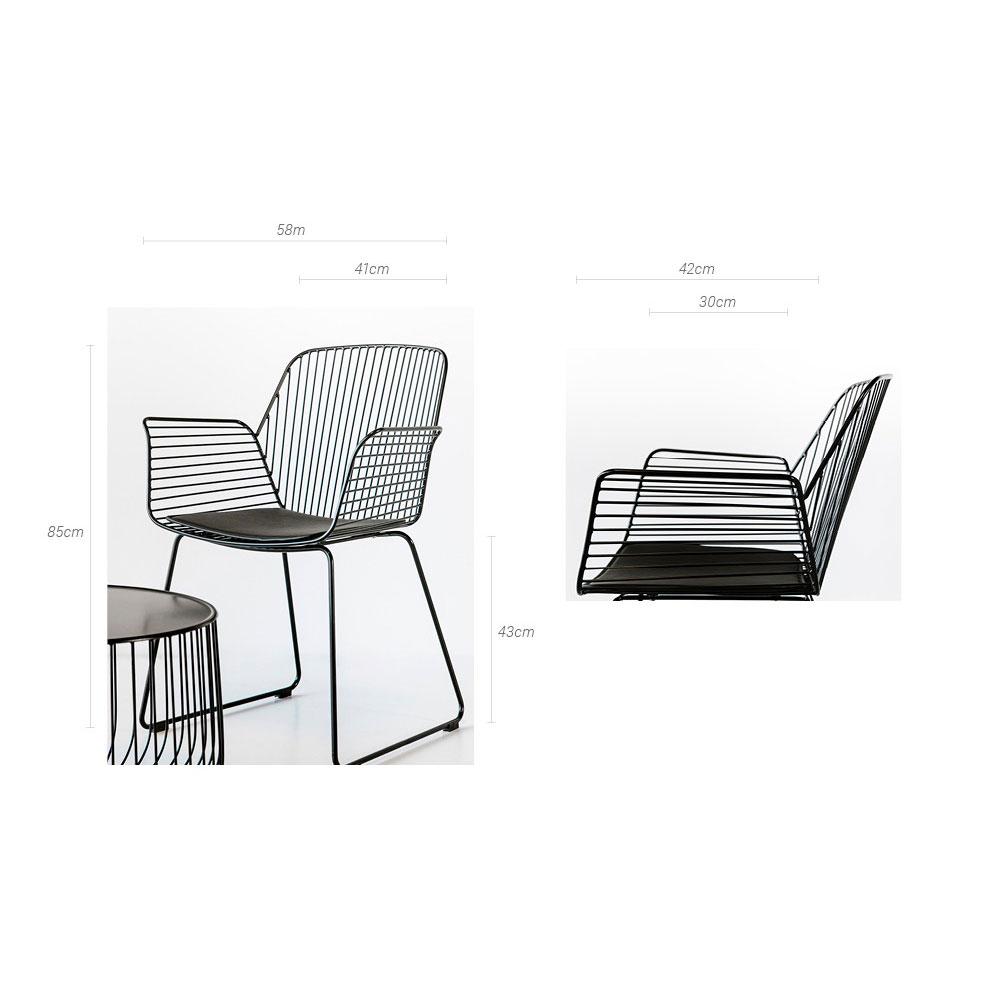 silla de comedor Penélope