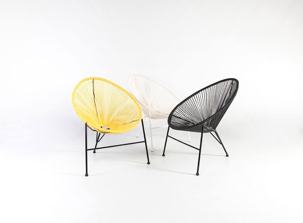 silla de jardin acapulco